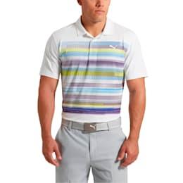 Golf Men's Pixel Polo, bright white-nrgy yellow, small-SEA