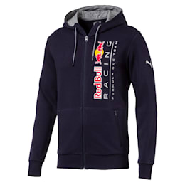 Red Bull Racing Lifestyle sweaterjack met capuchon voor heren