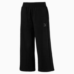 Classics Women's Winterized Archive Logo T7 Pants, Cotton Black, small-IND