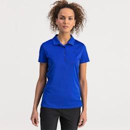 Polo Golf Pounce pour femme, Dazzling Blue, small