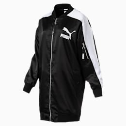 Archive T7 Women's Bomber Jacket, Puma Black, small-IND