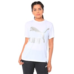 Classics Logo Women's Short Sleeve T-Shirt