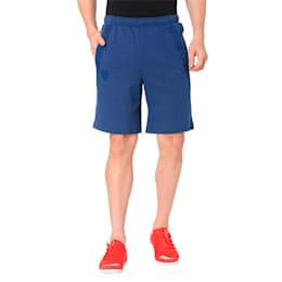 Ferrari Men's Sweat Shorts, Sargasso Sea, small-IND