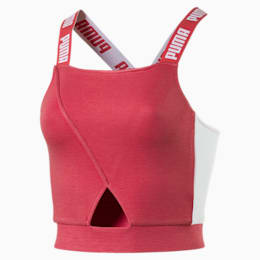 Archive Women's Crop Top, Spiced Coral, small-IND