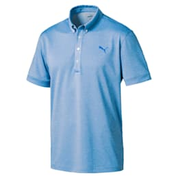 Golf Men's Tailored Oxford Heather Polo