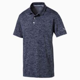 Essential Men's Golf Polo, Peacoat, small-SEA