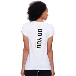 Do You Tee, Puma White, small-IND
