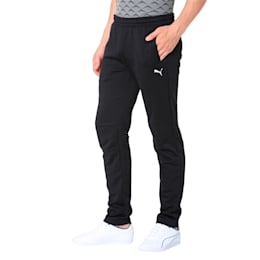 MERCEDES AMG PETRONAS T7 Men's Track Pants, Puma Black, small-IND