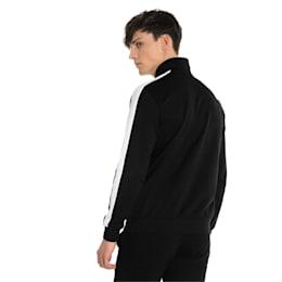 Classics T7 Men's Track Jacket, Puma Black, small-IND
