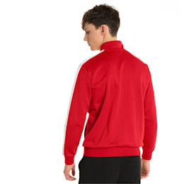 Classics T7 Men's Track Jacket, Ribbon Red, small-IND