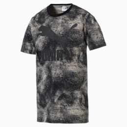 Classics Graphic T-Shirt AOP, Elephant Skin, small