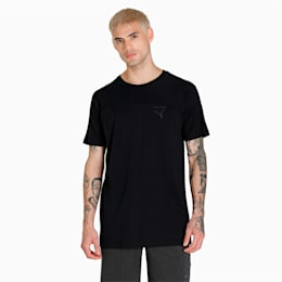 Pace Men's Tee, Puma Black-1, small-IND