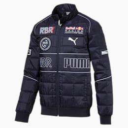 Red Bull Racing Speedcat Evo Zip-Up Men's Jacket, NIGHT SKY, small-IND