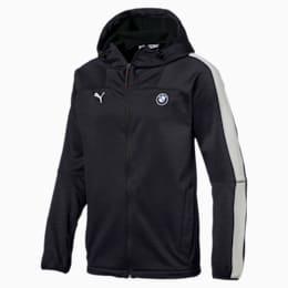 BMW M Motorsport Men's Life Softshell Jacket, Puma Black, small