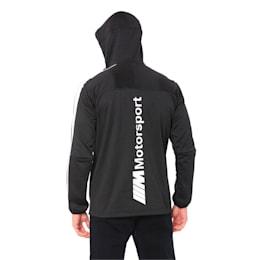 BMW M Motorsport Men's Life Softshell Jacket, Puma Black, small-IND