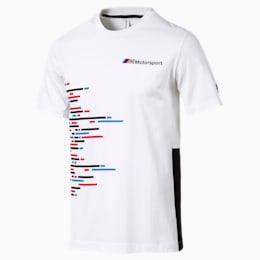 Camiseta estampada BMW M MotorsportII, Puma White, pequeño