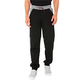 Ferrari Men's Sweatpants, Puma Black, small-IND