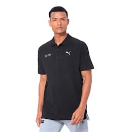 MERCEDES AMG PETRONAS Men's Polo, Puma Black, small-IND