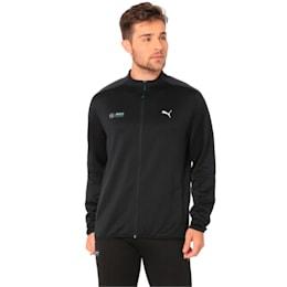MERCEDES AMG PETRONAS Men's T7 Track Jacket, Puma Black, small-IND