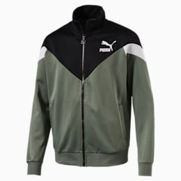 MCS Men's Track Jacket, Laurel Wreath, small-IND