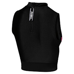 Women's Chase Top, Puma Black, small-IND