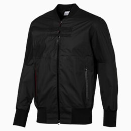 Ferrari SFXX Lifestyle Men's Midlayer Jacket, Puma Black, small-IND