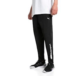 BMW M Motorsport Life Men's Sweatpants, Puma Black, small-IND