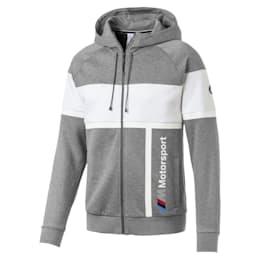 Chaqueta deportiva BMW M Motorsport con capucha para hombre