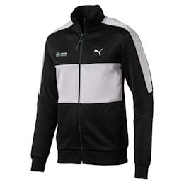 Mercedes AMG Petronas T7 Men's Track Jacket, Puma Black, small