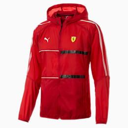 Ferrari T7 City Runner Hooded Men's Jacket