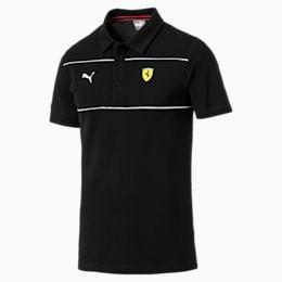 Ferrari Men's Branded Polo Shirt