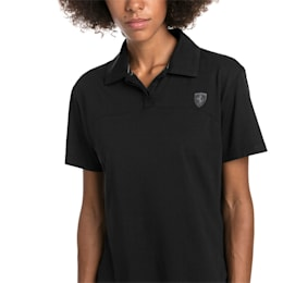 Ferrari Women's Polo, Puma Black, small-IND