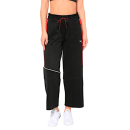 SF Wmn Track Pants, Puma Black, small-IND