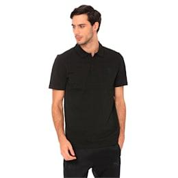 Ferrari Men's Polo Shirt, Puma Black, small-IND