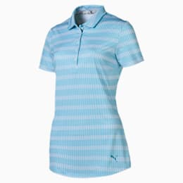 Polo de golf Forward Tees pour femme, Caribbean Sea, small