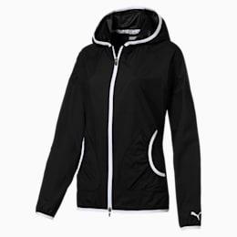 Chaqueta de golf con capucha para mujer Zephyr