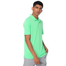Rotation Stripe Polo, Irish Green, small-IND