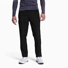 Jackpot Woven 5 Pocket Men's Golf Pants, Puma Black, small