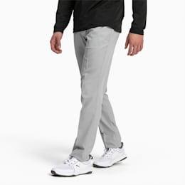 Jackpot Woven 5 Pocket Men's Golf Pants, Quarry, small