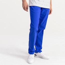 Pantalon tissé Jackpot 5 Pocket Golf pour homme, Dazzling Blue, small