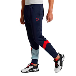Iconic MCS Men's Track Pants, Peacoat, small