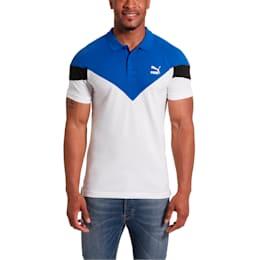 Iconic MCS Men's Slim Polo, Puma White, small