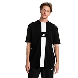 XTG Herren T-Shirt, Cotton Black, small