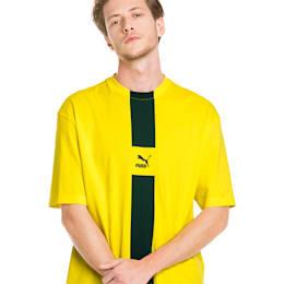 XTG Men's Tee, Blazing Yellow, small-SEA