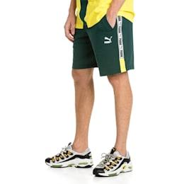 "XTG Knitted Men's 8"" Shorts, Ponderosa Pine, small-SEA"
