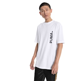Epoch Men's Tee, Puma White, small-SEA