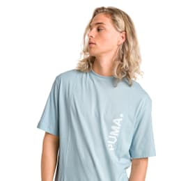 Epoch Herren T-Shirt, Light Sky, small