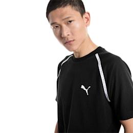 T-Shirt Epoch pour homme, Cotton Black, small