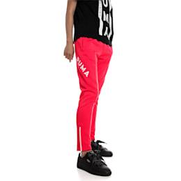 XTG 94 Women's Track Pants, Hibiscus, small-SEA