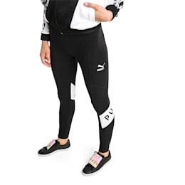 XTG Women's Leggings, Cotton Black, small
